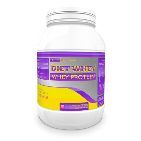Diet Whey Protein (2lbs)