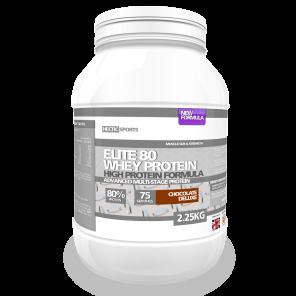 Whey Protein Elite 80% - 2.25kgs