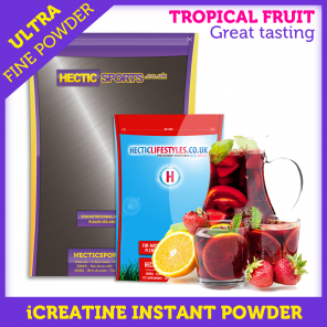 iCreatine Monohydrate instant powder