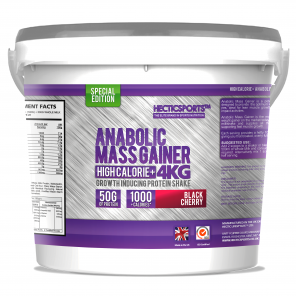 Mass Gainer Whey Protein - High Calorie+ 4kg