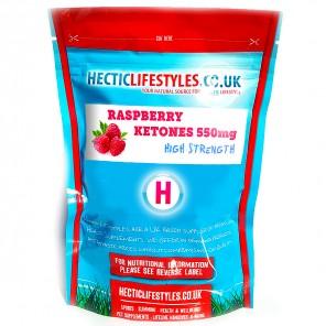 Pure Raspberry Ketones+ 550mg (60 Capsules)